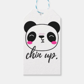 Chin Up Gift Tags