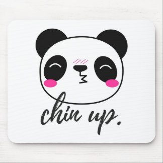 Chin Up Mouse Mat