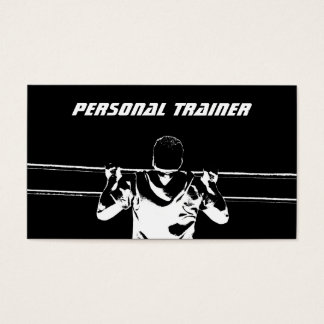 Chin Up Personal Trainer