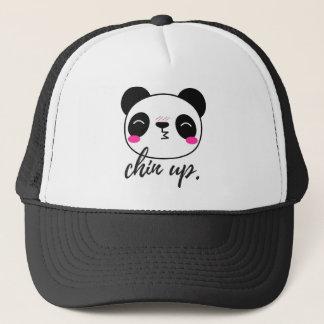 Chin Up Trucker Hat