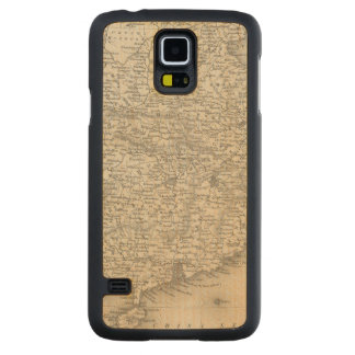 China 13 carved maple galaxy s5 case