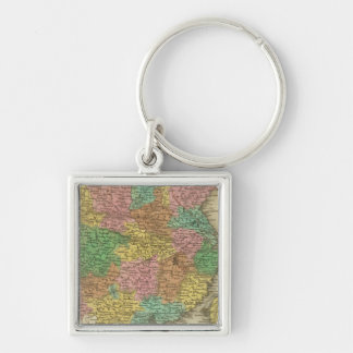 China 7 key ring