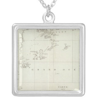 China and Asia Silver Plated Necklace