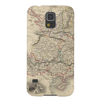China And Burmah Galaxy S5 Case
