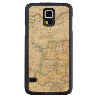 China and Japan Carved Maple Galaxy S5 Case
