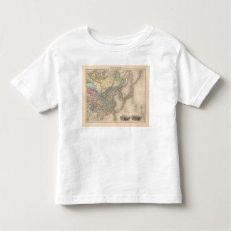 China and Korea Toddler T-Shirt