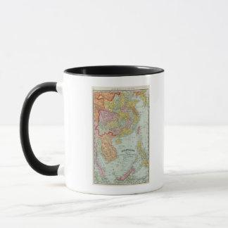 China and Malaysia Mug