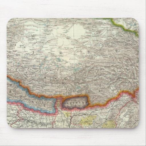 China and Tibet Mousepads