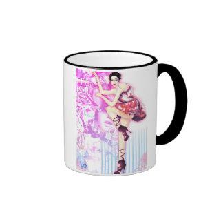 CHINA BALLET RINGER COFFEE MUG