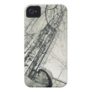 China, Beijing, Chaoyang District. Dashanzi 798 Case-Mate iPhone 4 Case