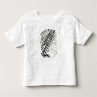 China, Beijing, Chaoyang District. Dashanzi 798 Toddler T-Shirt