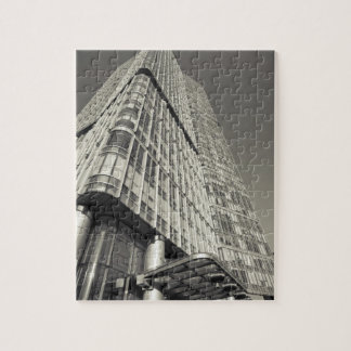 China, Beijing, Chaoyang District. Fortune Plaza 2 Jigsaw Puzzle