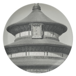 China, Beijing, Chongwen District. Temple of Plate