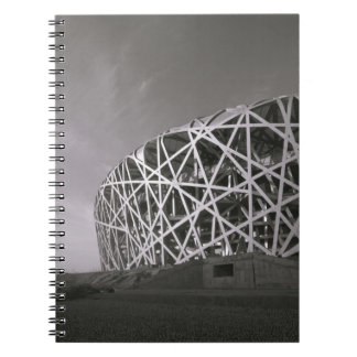 China, Beijing. National Stadium, Venue for the Notebooks