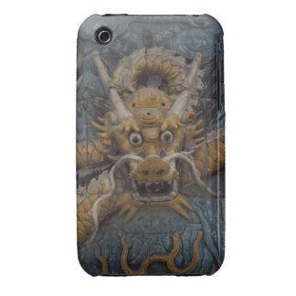 China, Beijing, The Forbidden City, Nine Dragon iPhone 3 Covers