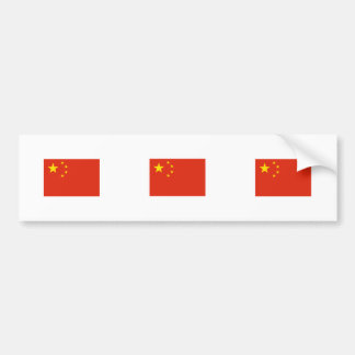 China Bumper Sticker