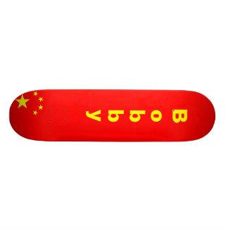 China, China, China, China, B, o, b, b, y Skate Board