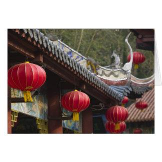 CHINA, Chongqing Province, Fengdu. Fengdu Ghost Card