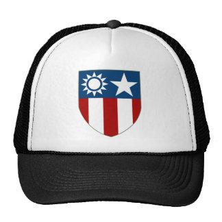 China Combat Training Command Mesh Hat