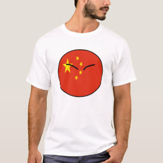 China Country Ball T-Shirt