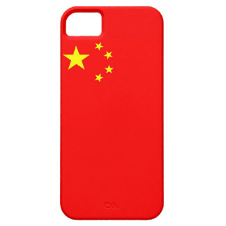 china country flag case iPhone 5 covers