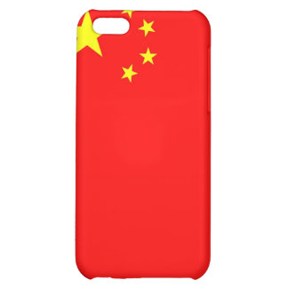 china country flag case iPhone 5C cover