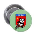 China Cycling China 6 Cm Round Badge