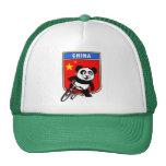 China Cycling China Mesh Hats