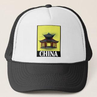 China Design Trucker Hat