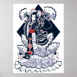 China Doll Poster Print
