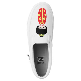 China Doll Slip On Shoes