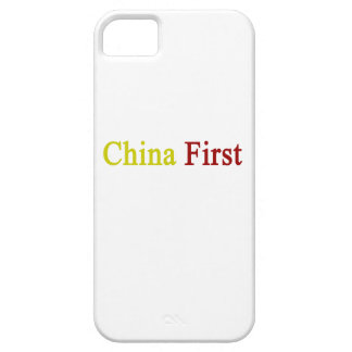 China First iPhone 5 Case