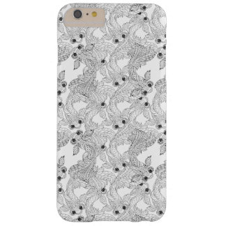 China Fish Doodle Barely There iPhone 6 Plus Case