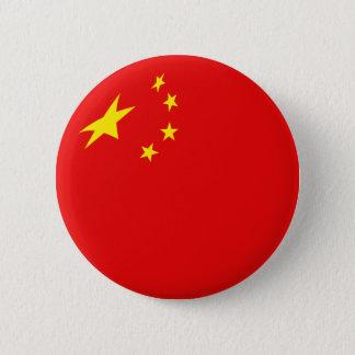 China Fisheye Flag Button
