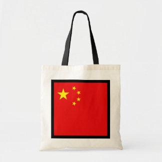 China Flag Bag
