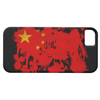 China Flag Barely There iPhone 5 Case