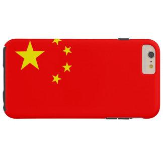 China flag tough iPhone 6 plus case