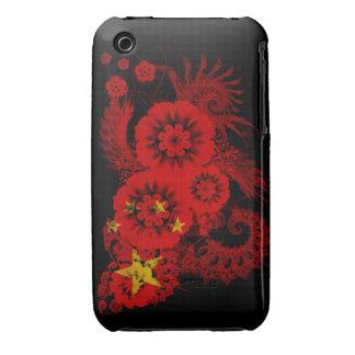 China Flag Case-Mate iPhone 3 Case