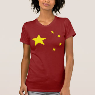 "China Flag ""Classic"" T-Shirt"