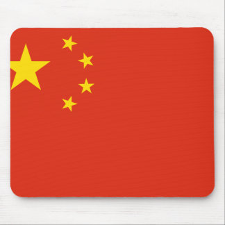 China Flag CN Mouse Mat