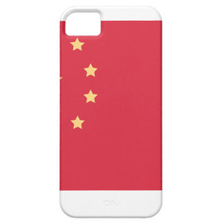 China Flag - Emoji Twitter iPhone 5 Covers