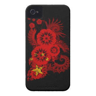 China Flag iPhone 4 Cases
