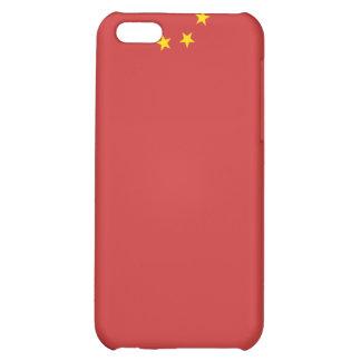 China Flag iPhone 5C Cases