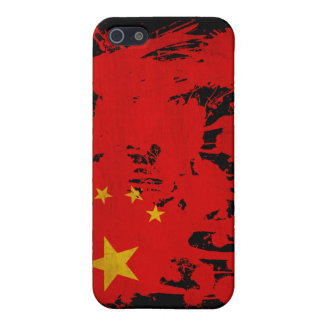 China Flag Cases For iPhone 5