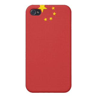 China Flag Case For iPhone 4