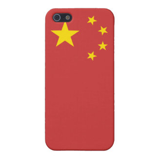 China Flag Covers For iPhone 5