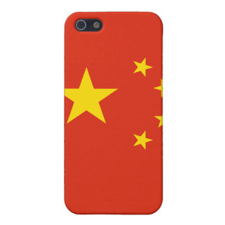 China Flag iPhone iPhone 5/5S Covers
