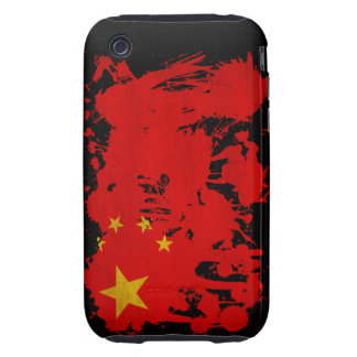 China Flag Tough iPhone 3 Cases