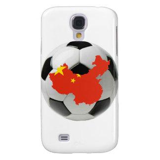 China football soccer galaxy s4 case