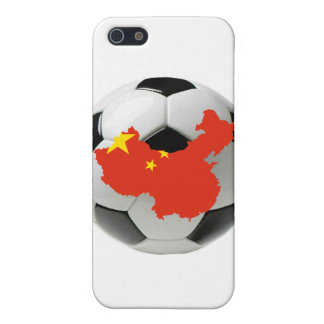 China football soccer iPhone 5 cases